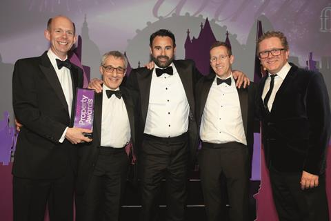 Investment Agency Team of the Year John Rodgers_Gerald Eve